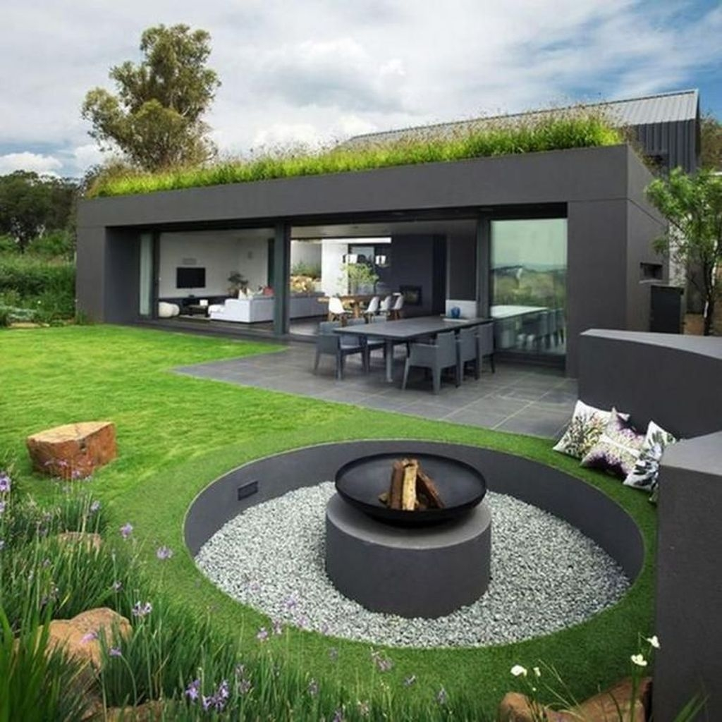 Beautiful Modern Backyard Landscaping Design Ideas 03