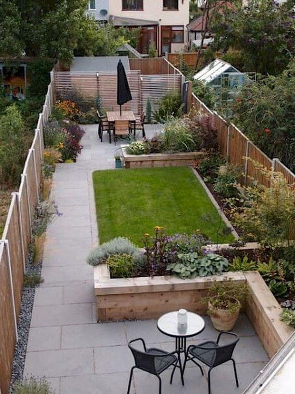 Beautiful Modern Backyard Landscaping Design Ideas 05