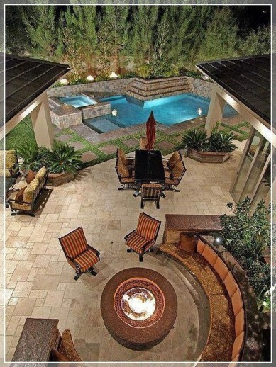 Beautiful Modern Backyard Landscaping Design Ideas 06