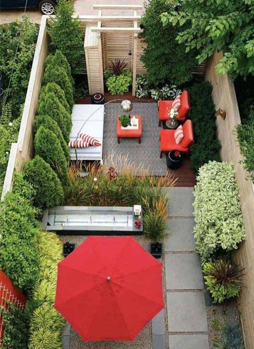 Beautiful Modern Backyard Landscaping Design Ideas 18