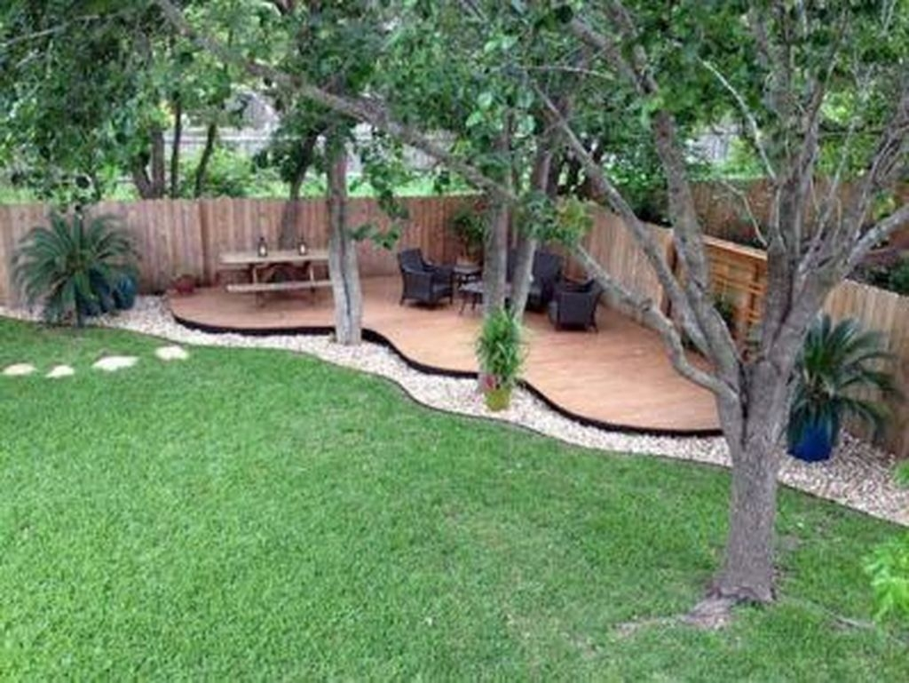 Beautiful Modern Backyard Landscaping Design Ideas 20