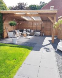 Beautiful Modern Backyard Landscaping Design Ideas 22