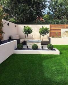 Beautiful Modern Backyard Landscaping Design Ideas 43