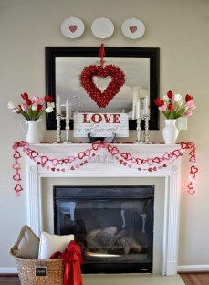 Beautiful Valentine Interior Decor Ideas To Make Him Amazed 02