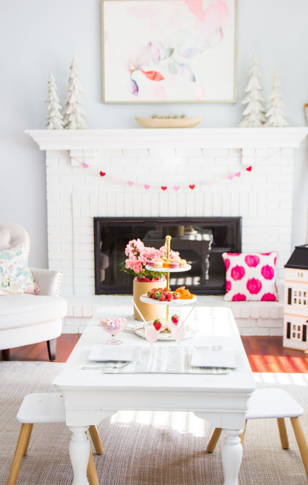 Beautiful Valentine Interior Decor Ideas To Make Him Amazed 05