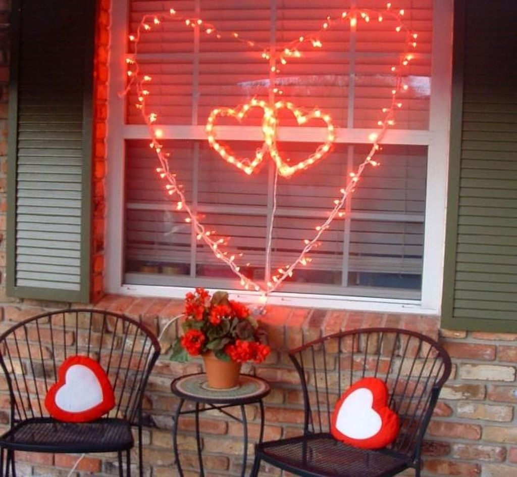 Beautiful Valentine Interior Decor Ideas To Make Him Amazed 06