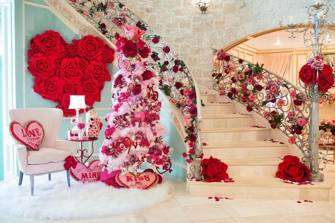 Beautiful Valentine Interior Decor Ideas To Make Him Amazed 07