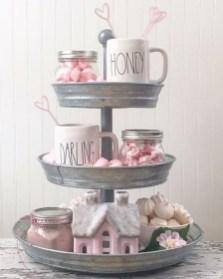 Cute Farmhouse Style Valentine Decorations 04