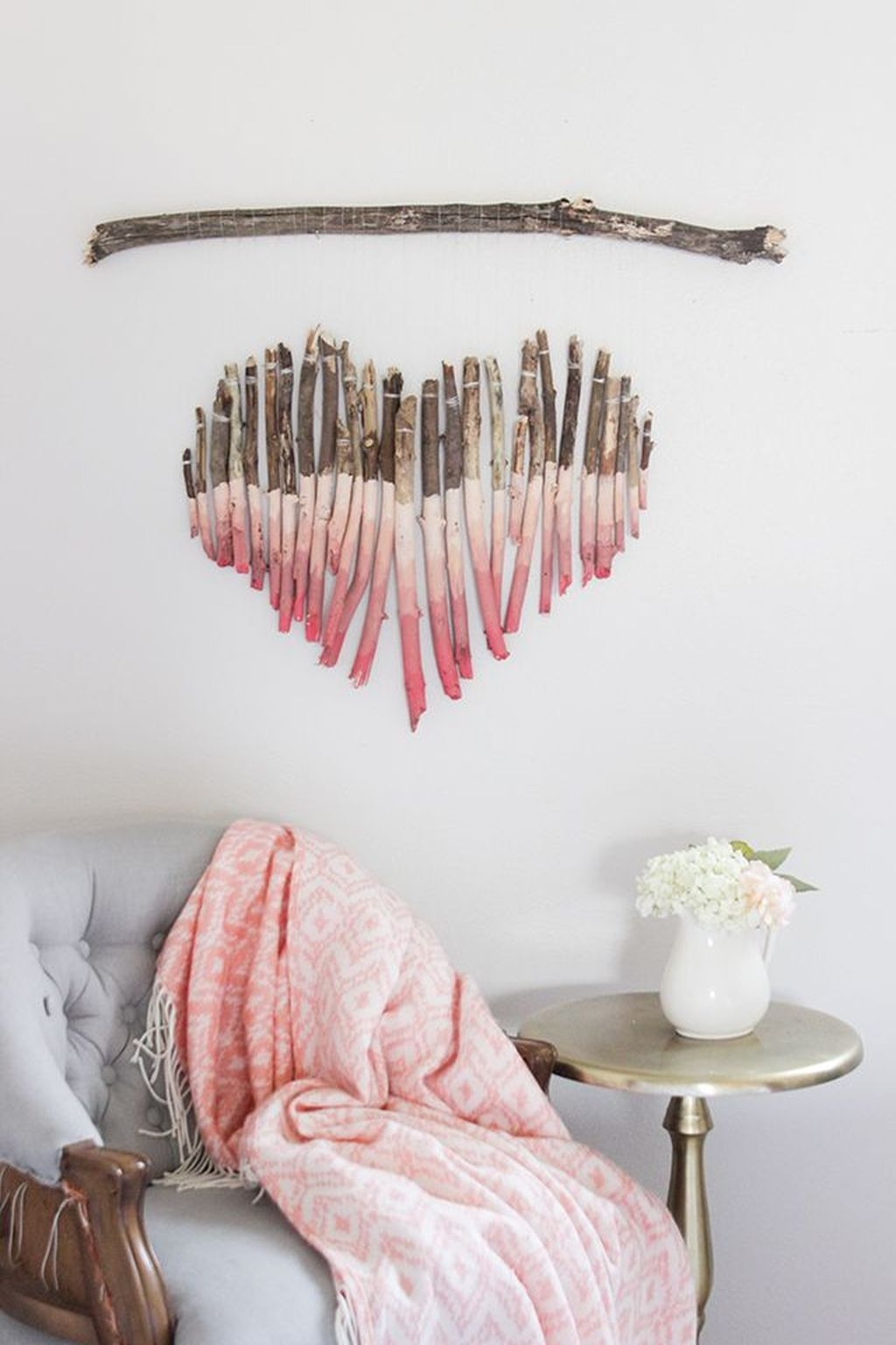 Cute Valentine Wall Art Design Ideas 13