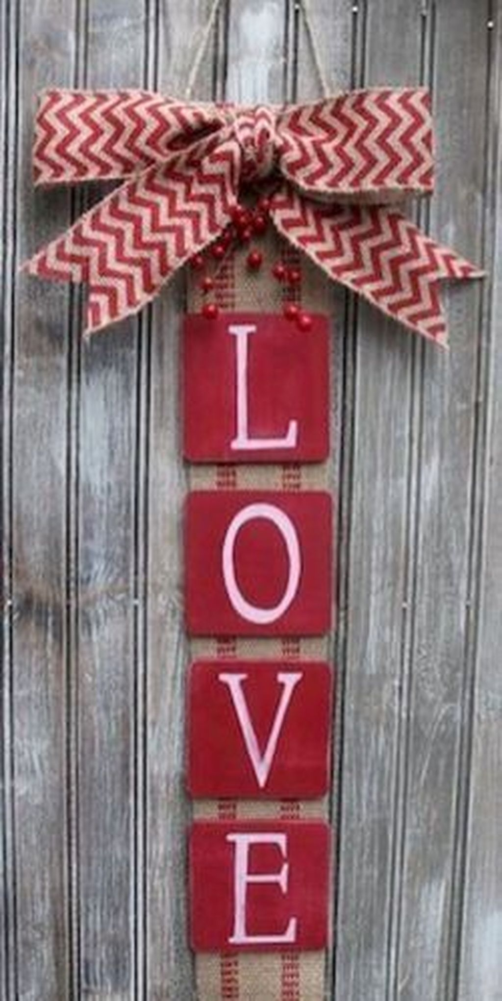 Cute Valentine Wall Art Design Ideas 16
