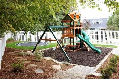 Gorgeous Backyard Playground Kids Design Ideas 15
