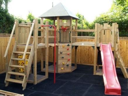 Gorgeous Backyard Playground Kids Design Ideas 22