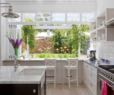 Gorgeous Coastal Kitchen Design Ideas 19