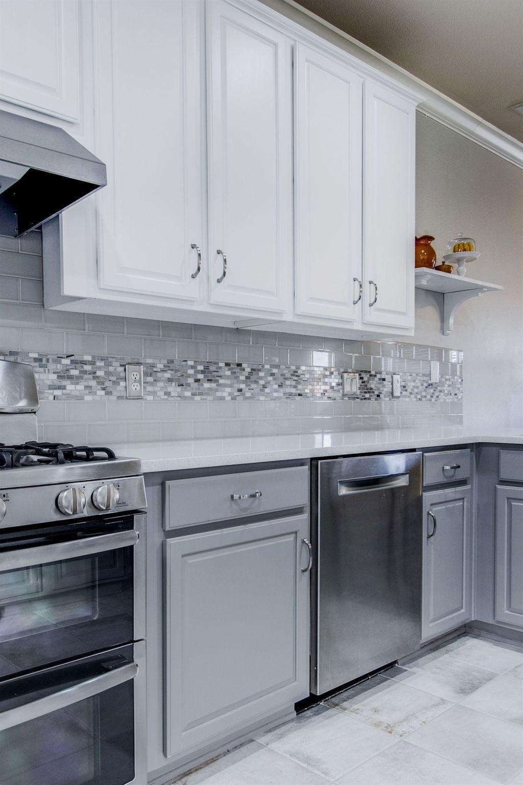 Inspiring Dark Grey Kitchen Design Ideas 39