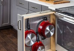 Inspiring Kitchen Storage Design Ideas 18