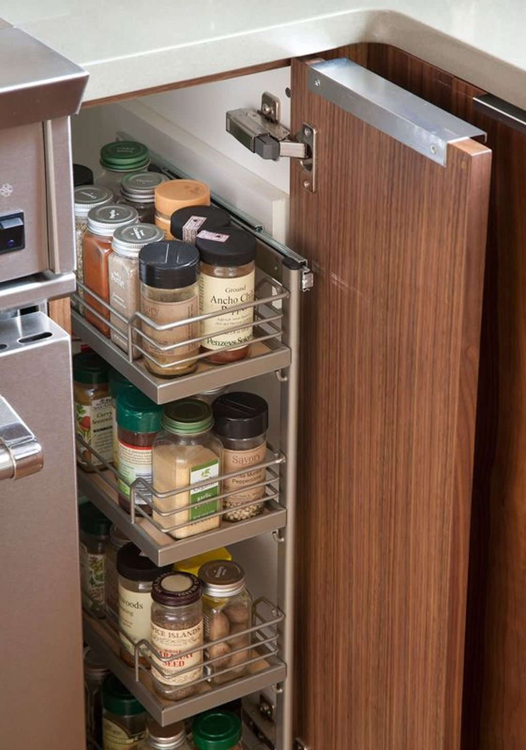 Inspiring Kitchen Storage Design Ideas 28