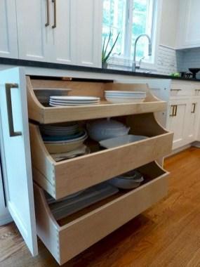 Inspiring Kitchen Storage Design Ideas 36