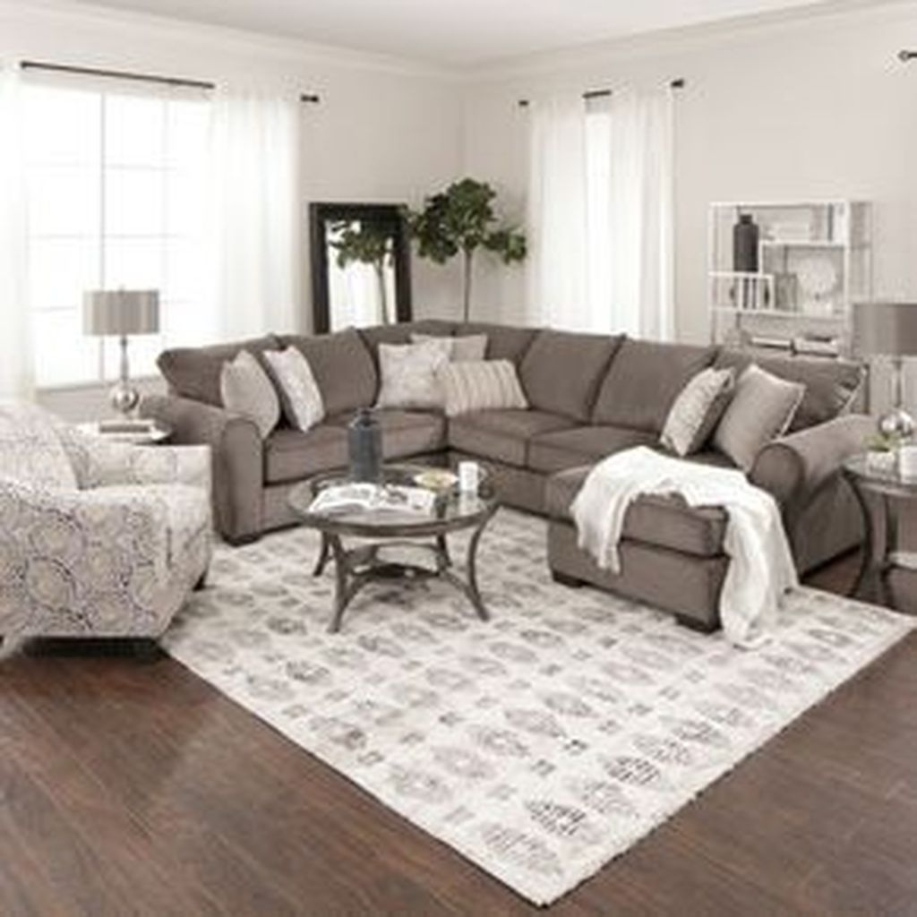 Popular Comfortable Living Room Design Ideas 34