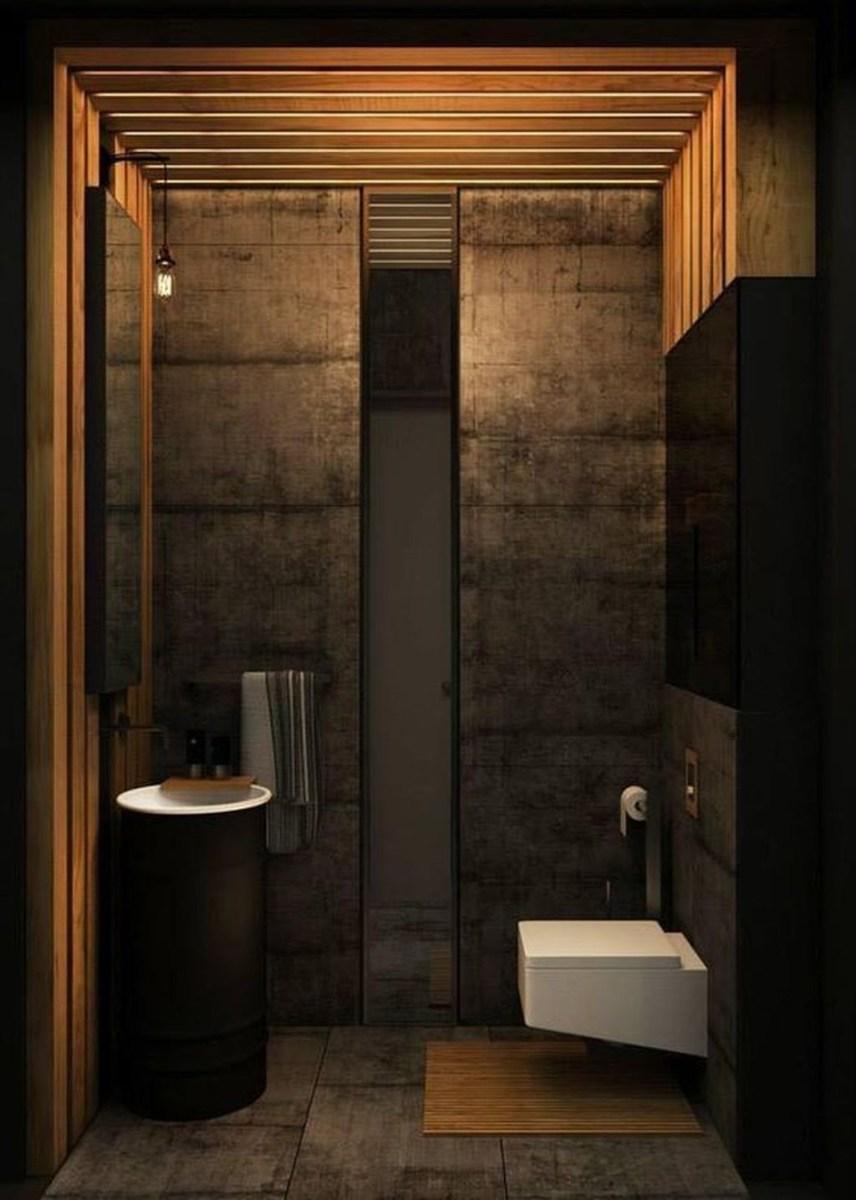 Popular Small Bathroom Remodel Ideas 19