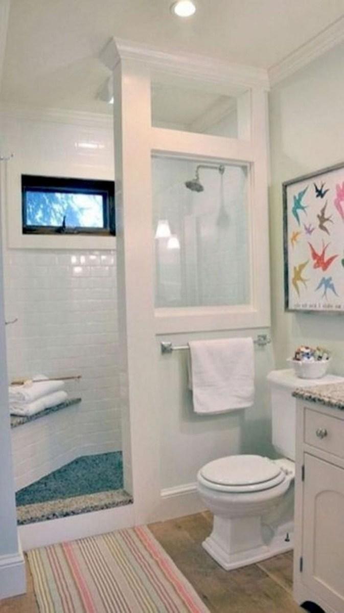 Popular Small Bathroom Remodel Ideas 30