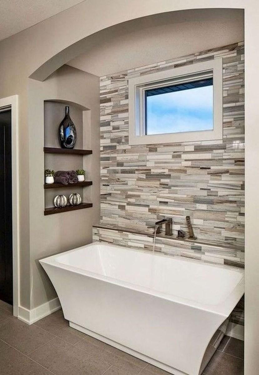 Popular Small Bathroom Remodel Ideas 34