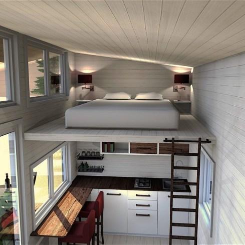 Stunning Tiny House Design Ideas 14