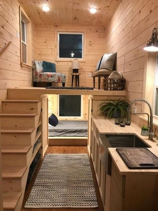 Stunning Tiny House Design Ideas 16
