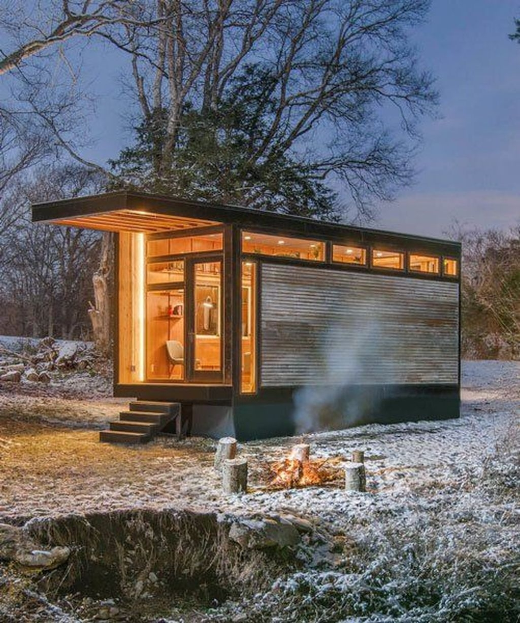 Stunning Tiny House Design Ideas 18