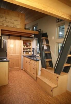 Stunning Tiny House Design Ideas 22