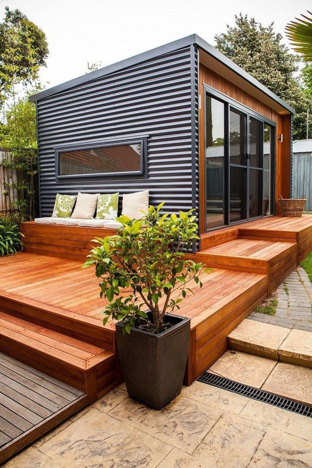 Stunning Tiny House Design Ideas 24
