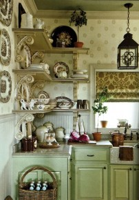 The Best French Country Style Kitchen Decor Ideas 02