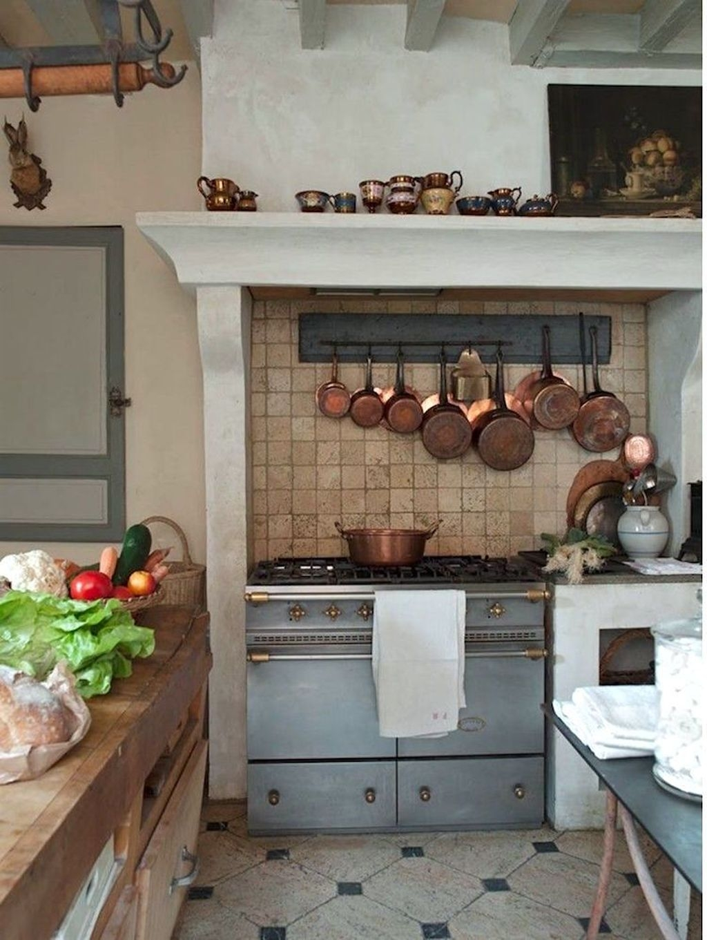 The Best French Country Style Kitchen Decor Ideas 10