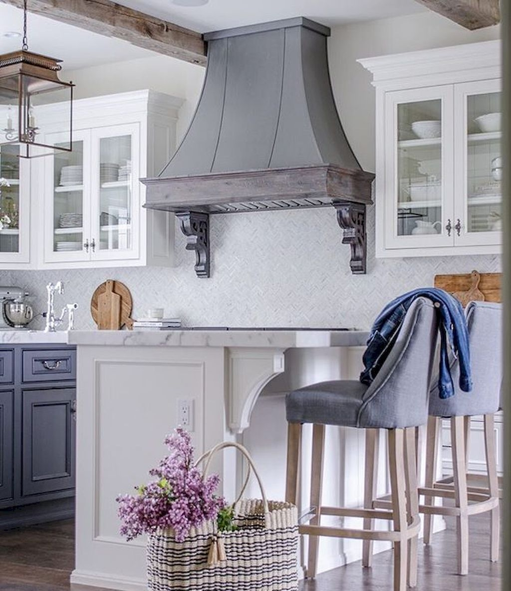 The Best French Country Style Kitchen Decor Ideas 21
