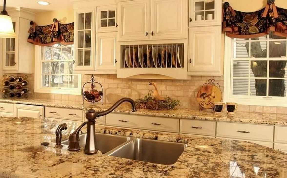 The Best French Country Style Kitchen Decor Ideas 35