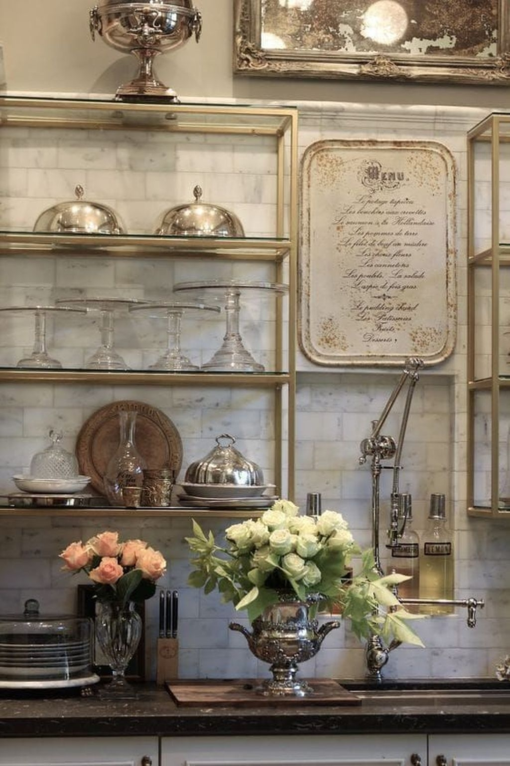 The Best French Country Style Kitchen Decor Ideas 38