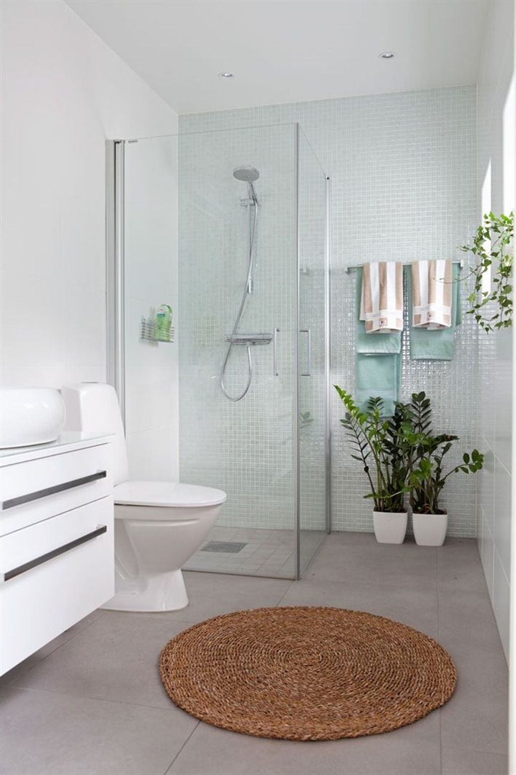 The Best Ideas To Creating Cozy Minimalist Bathroom 03