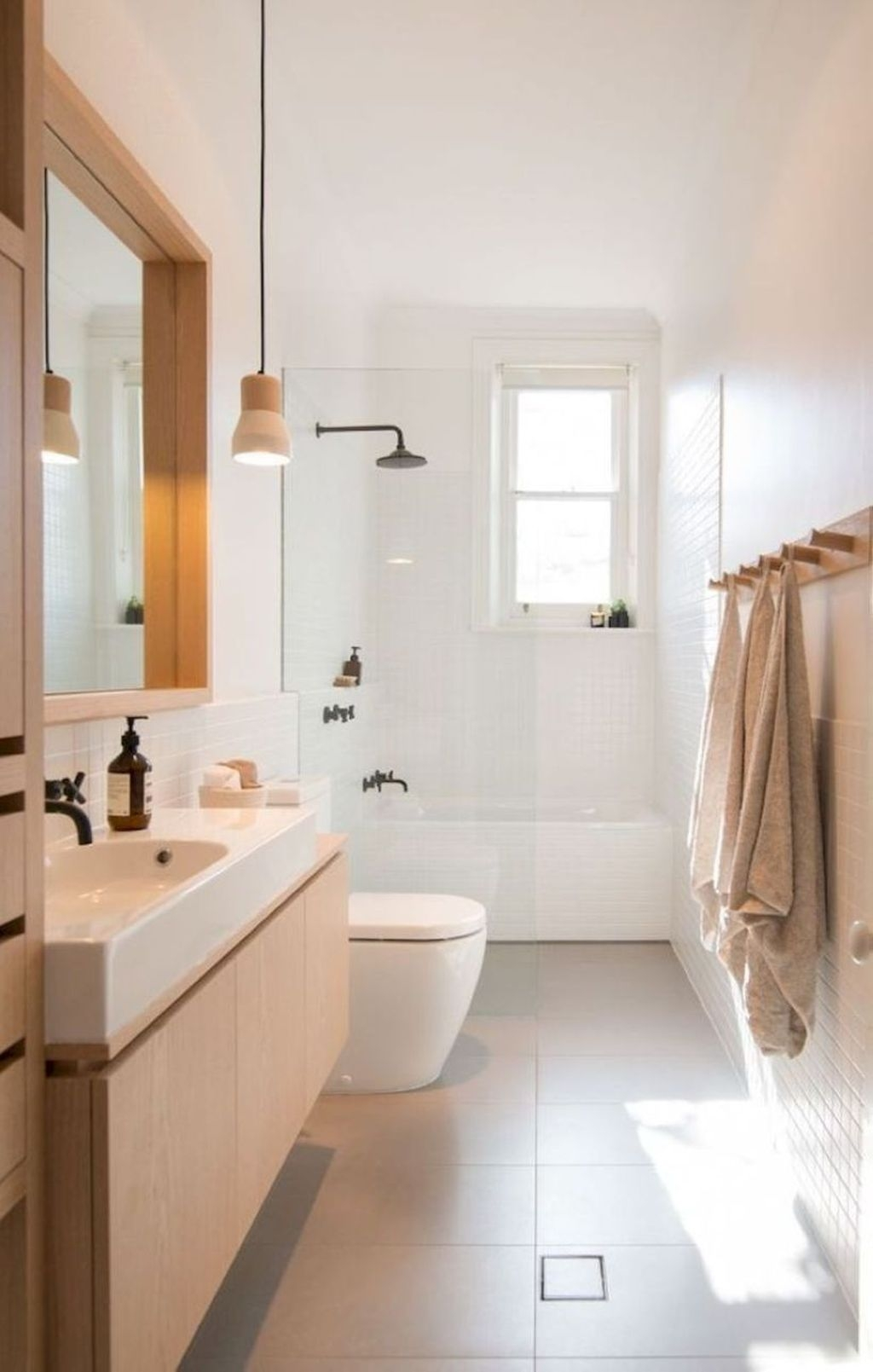The Best Ideas To Creating Cozy Minimalist Bathroom 16