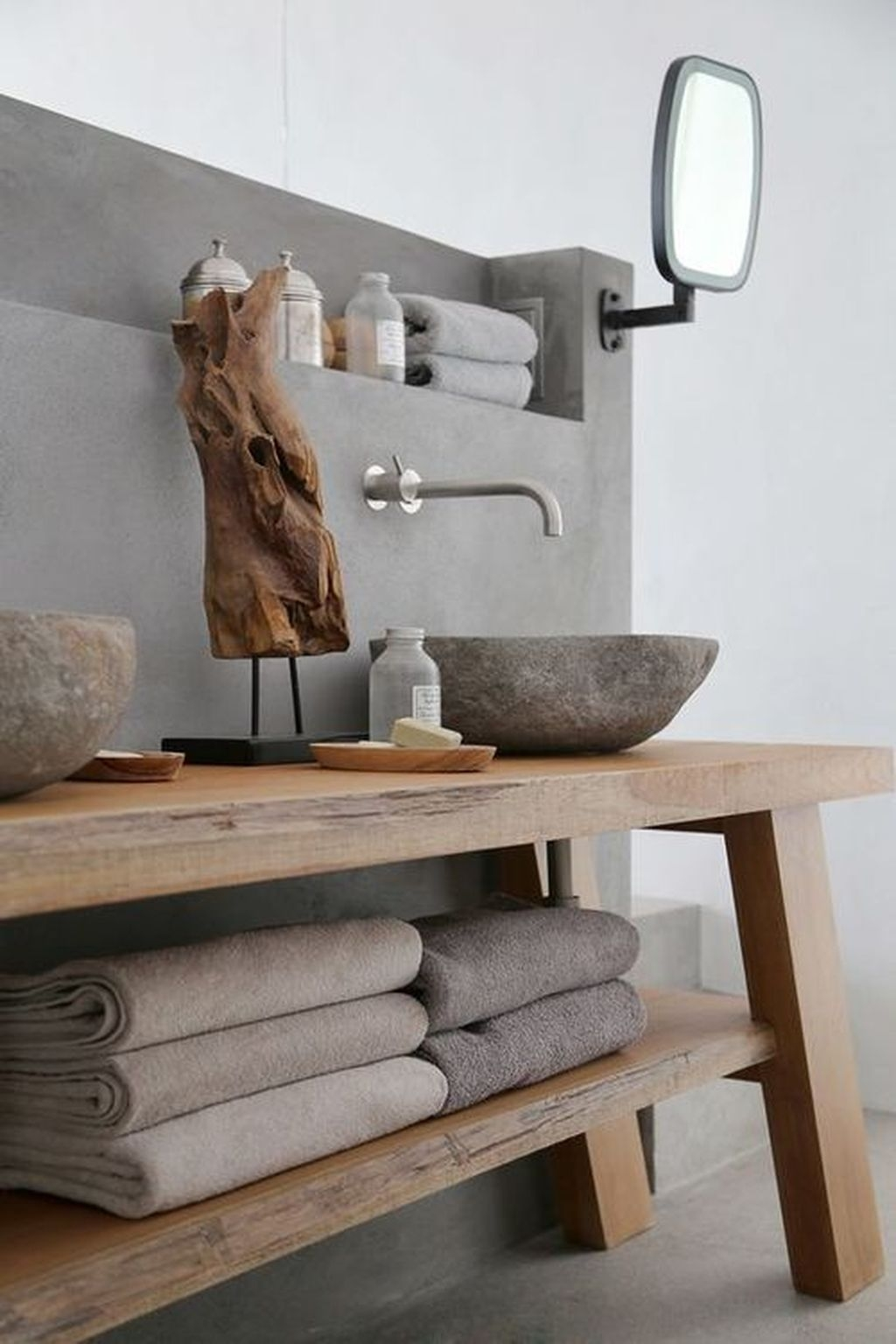 The Best Ideas To Creating Cozy Minimalist Bathroom 28