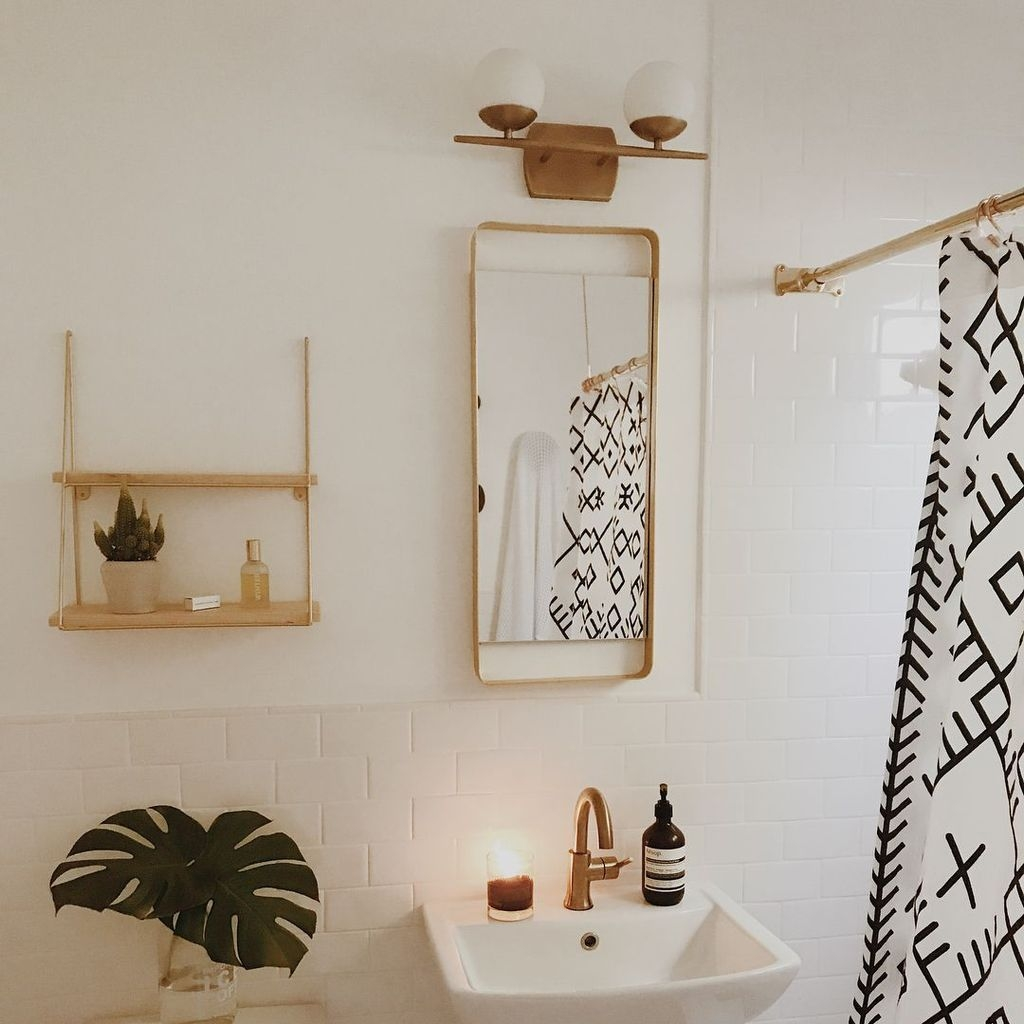 The Best Ideas To Creating Cozy Minimalist Bathroom 42