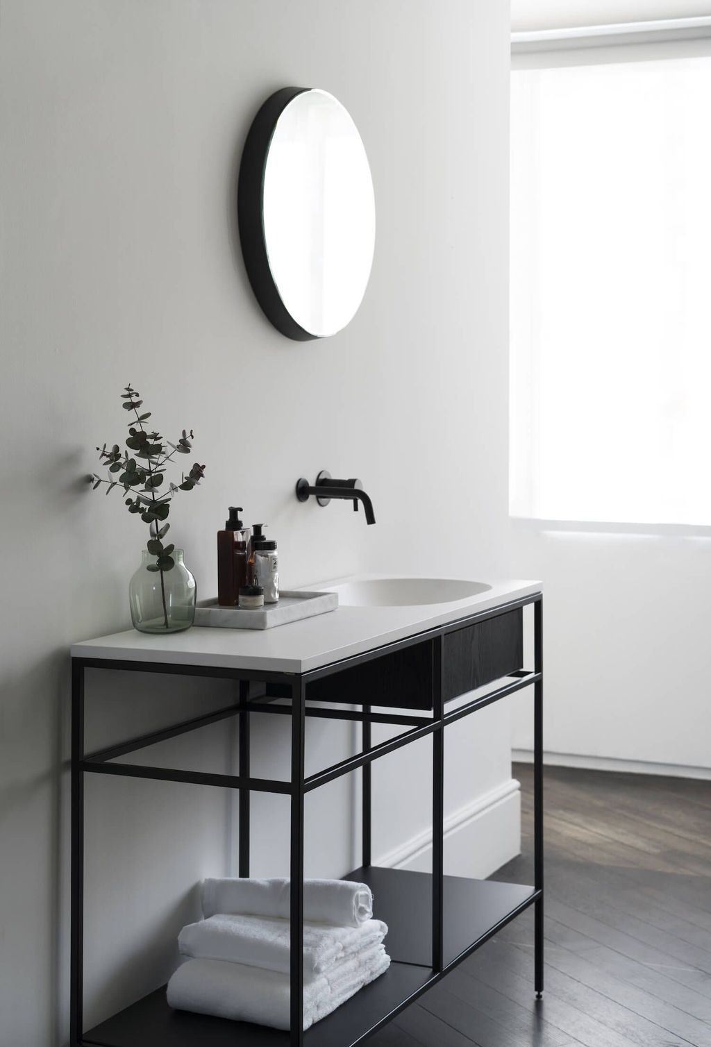 The Best Ideas To Creating Cozy Minimalist Bathroom 47