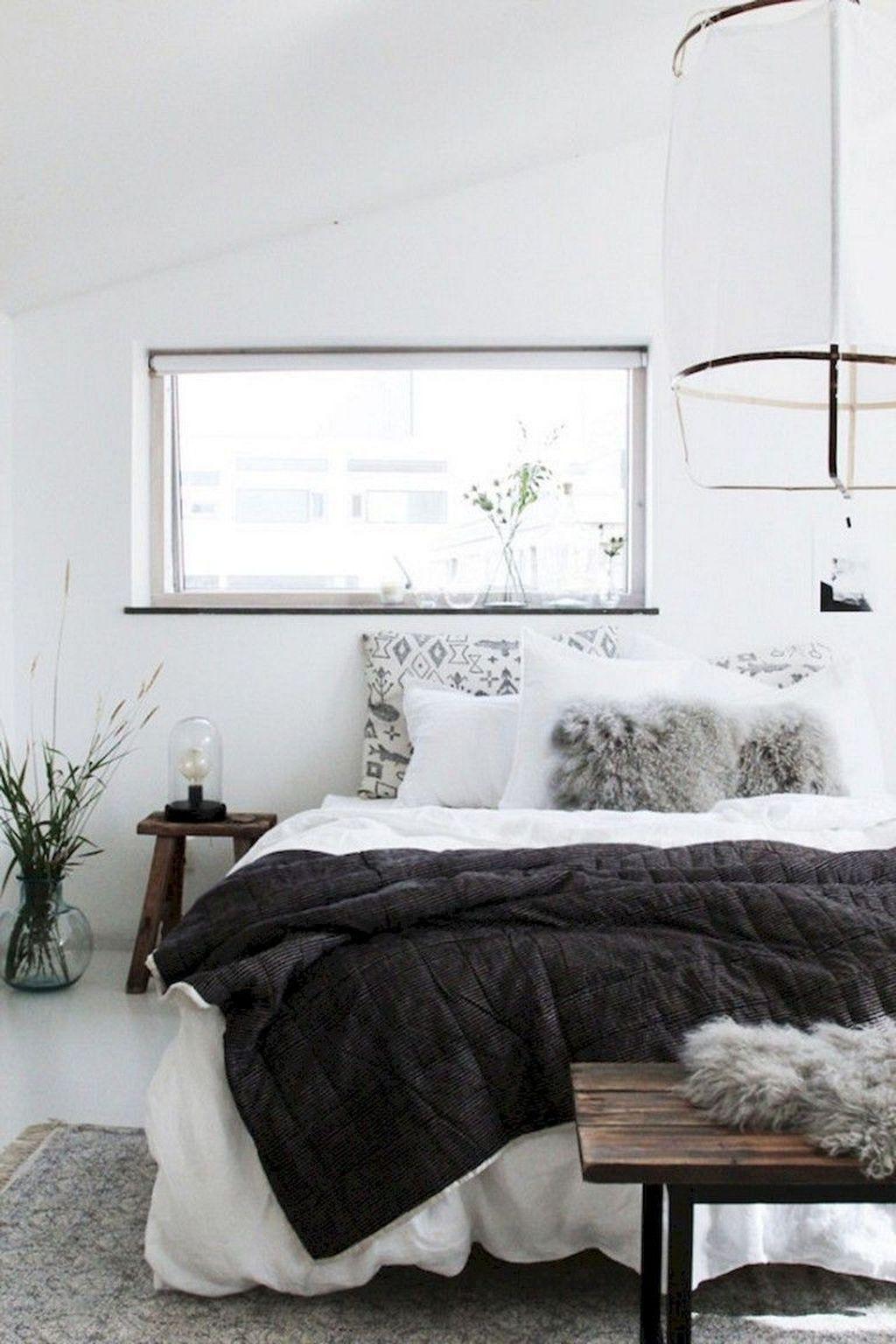 The Best Scandinavian Bedroom Interior Design Ideas 06