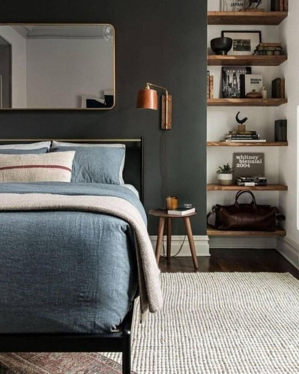 The Best Scandinavian Bedroom Interior Design Ideas 07