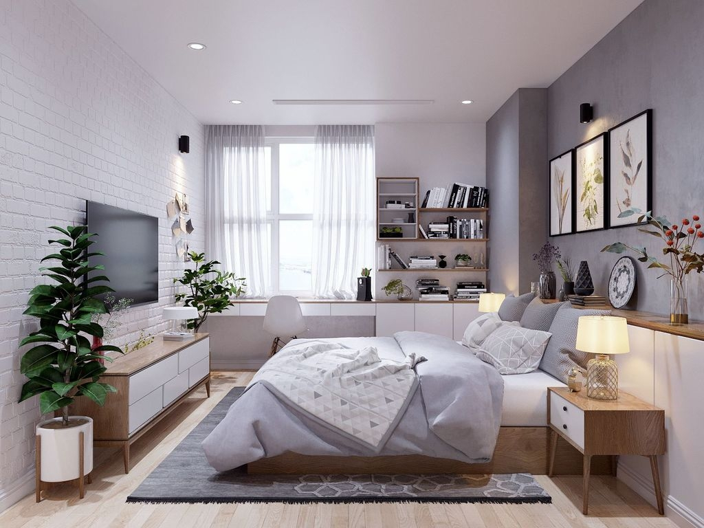 The Best Scandinavian Bedroom Interior Design Ideas 15