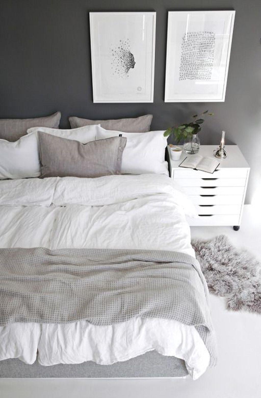 The Best Scandinavian Bedroom Interior Design Ideas 27