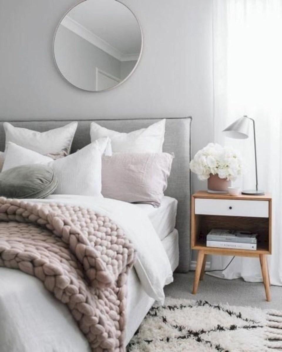 The Best Scandinavian Bedroom Interior Design Ideas 38