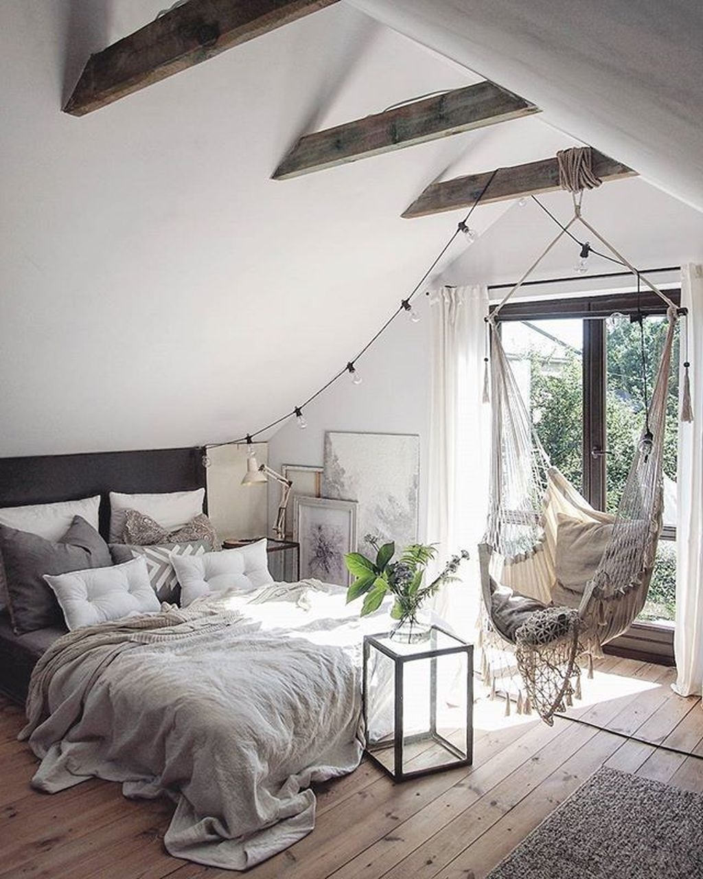 The Best Scandinavian Bedroom Interior Design Ideas 43