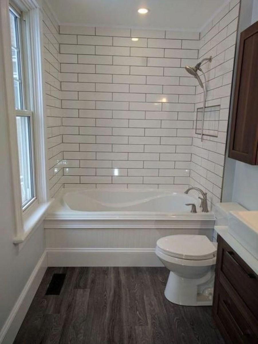 Totally Adorable Small Bathroom Decor Ideas 11