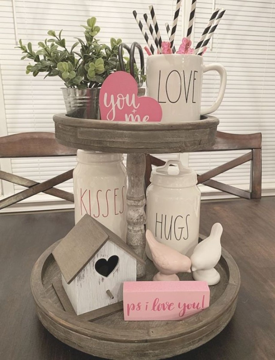 Totally Adorable Valentine Kitchen Decor Ideas 23