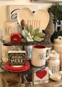 Totally Adorable Valentine Kitchen Decor Ideas 35