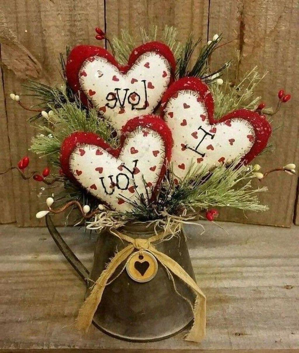 Totally Adorable Valentine Kitchen Decor Ideas 42
